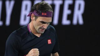 Федерер: Знаех, че имам 3% шанс за победа
