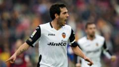 Валенсия се върна сред най-добрите 4 в Испания
