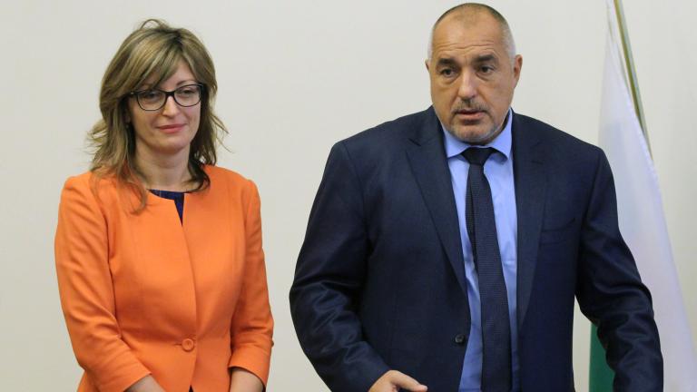 НС гласува кандидатурата на Захариева за правосъден министър