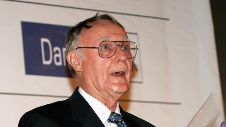 Когато създателят на веригата Ikea Ингвар Кампрад почина в събота
