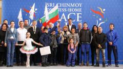 Главният секретар на ММС Асен Марков участва в откриването на Световния пробег на мира
