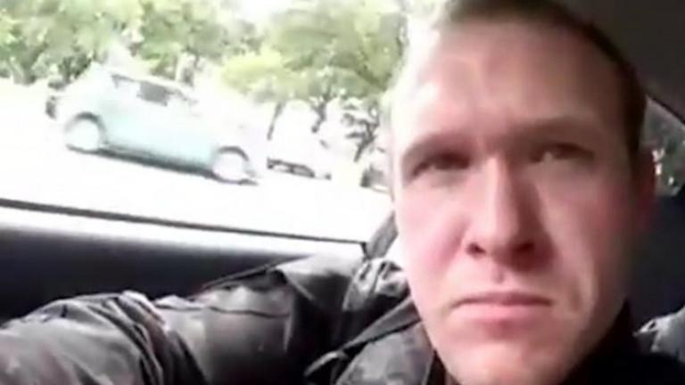 Възможно е терористът от Нова Зеландия Брентън Тарант да установил