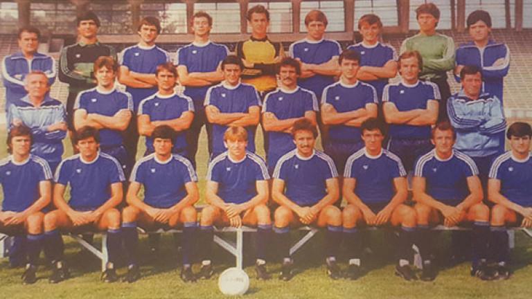 Левски-Спартак сезон 1983-1984