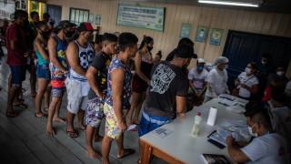 Бразилия готви 40 млн. дози собствена COVID ваксина