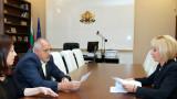 Борисов подкрепи законодателните инициативи на Манолова
