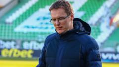 Дамбраускас ще хвърли в битката с ЦСКА Недялков и Дяков