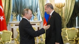 Русия частично отмени забраната за внос от Турция