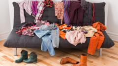 Франция забранява на магазините да унищожават непродадено облекло?