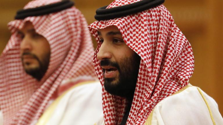 """Принц Салман наредил операция за """"смълчаване"""" на дисидентите"""