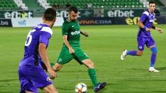 Дяков: Имаше дузпа за нас срещу Етър, дано имаме и късмет срещу ЦСКА (Москва)