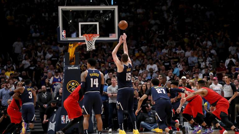 Портланд победи Денвър и е на финал в Западната конференция на НБА