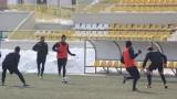 Ботев се готви за дербито на Пловдив в пълен състав
