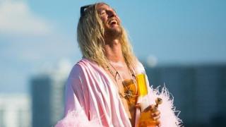 Нов поглед към Матю Маконъхи като дрогирано хипи