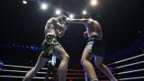 Бойци на легендата Петер Артс излизат на ринга на спортното шоу SENSHI