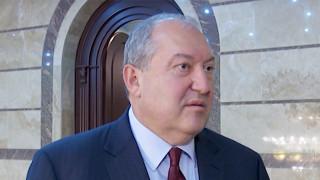 Президентът на Армения прие оставката на правителството
