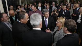 Българите са трудолюбиви и честни, обяви Плевнелиев пред сънародници в Малта