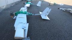 Русия показа безпилотните самолети, атакували базите в Сирия