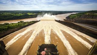 Това са най-големите водноелектрически централи в света
