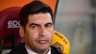 Пауло Фонсека трудно ще изкара сезона като треньор на Рома