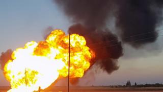 Сирия обяви за тероризъм взрива на газопровода