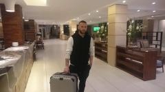 Гръцки защитник с първа тренировка за Левски