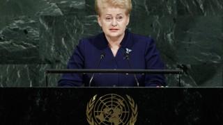 Литва обвини Русия, че отработва нападение срещу съседните държави