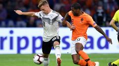 Германия с два антирекорда при загубата от Холандия