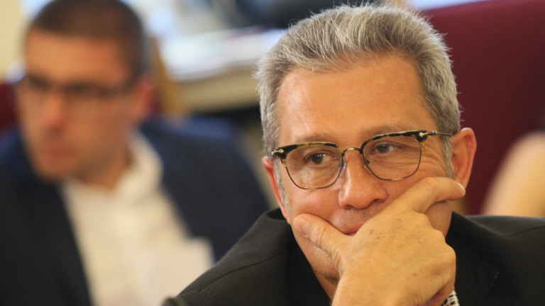 Йордан Цонев одобри три пункта в обръщението на президента