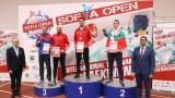 """26 медала за България от """"София Оупън 2018"""""""