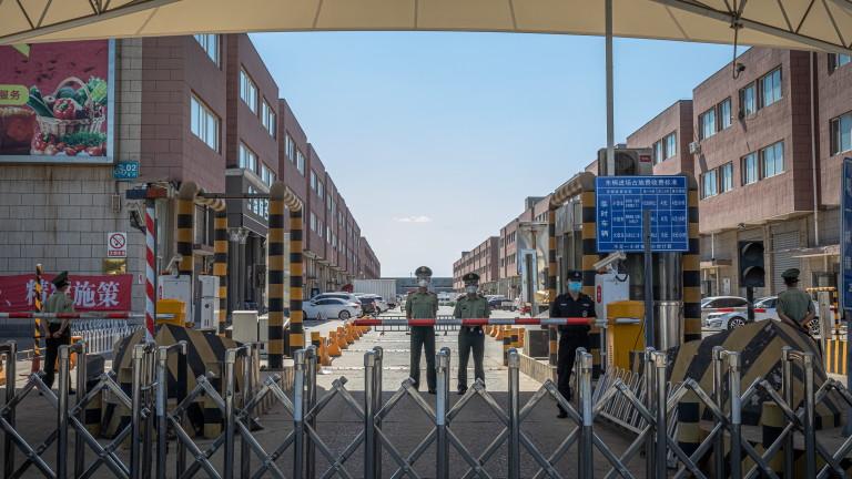 След седмици, в които почти няма нови коронавирусни инфекции, Пекин
