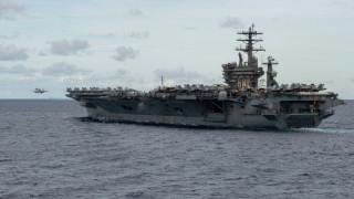 Австралия, Индия, САЩ и Япония започнаха най-големите си съвместни ВМС учения