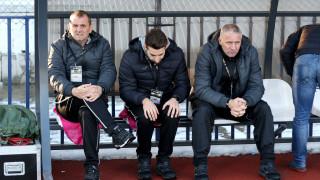 Златомир Загорчич: Проспахме цяло полувреме, това не е добре