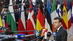 Макрон: Брекзит без сделка е все по-вероятен