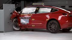 Кои са най-безопасните EV автомобили на пазара