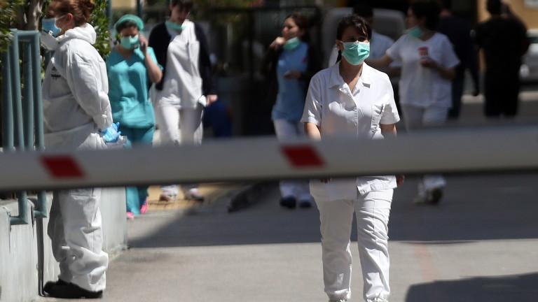 Увеличиха се жертвите на коронавируса в Гърция, Албания и Северна