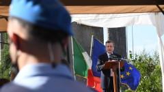 Италия настоява за извънредна среща на върха на Г-20 за Афганистан