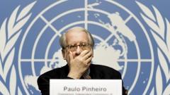 В ООН намекнаха, че Русия е извършила военни престъпления в Сирия