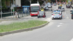 Джип блъсна дете на пешеходна пътека в Благоевград