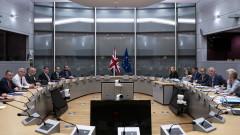 Преговорите за Брекзит между ЕС и Великобритания внезапно прекратени