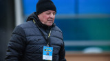 Тарханов разочарован: Трябваше да отбележим гол