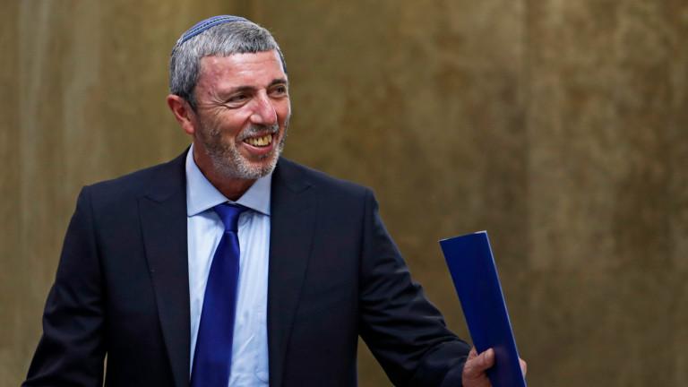 Министърът на образованието на Израел Рафи Перец отново скандализира с