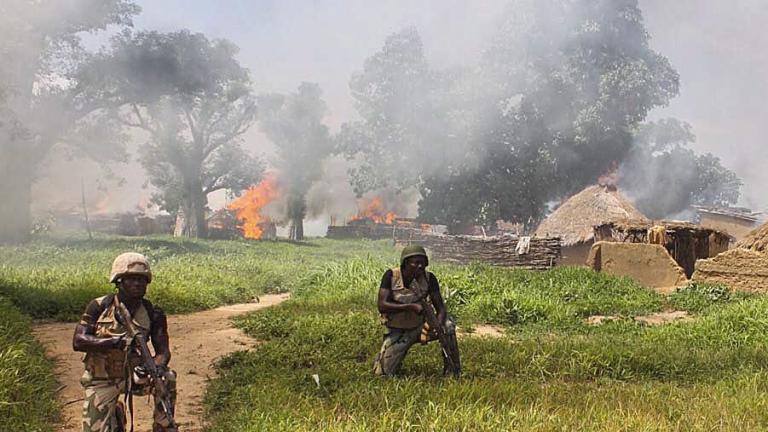 """18 убити и 84 ранени при нападение на """"Боко харам"""" в Нигерия"""
