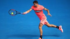 Перфектен Григор смаза Денис Новак и e във втори кръг на Australian Open 2018