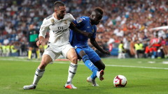 Карвахал отново е на разположение на Реал