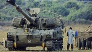 Израел потвърди, че заема позиции в Южен Ливан