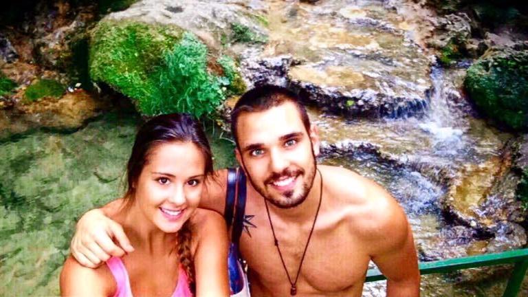 Грация сияе на Крушунските водопади (СНИМКИ)