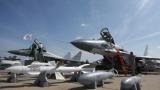 Получихме нови руски бойни самолети, разкри Сирия