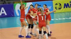 Волейболистките победиха Германия с 3-2 гейма в Римини