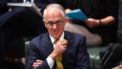 Правителствена криза в Австралия