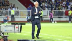 Шалан: Не съм доволен, трябваше да победим България